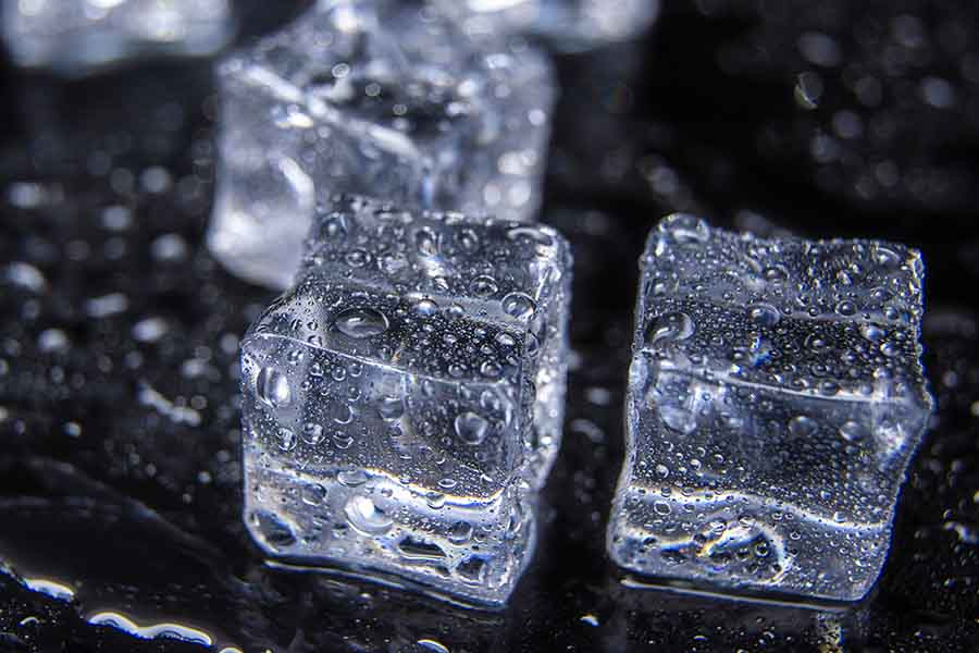 ice cube science experiment