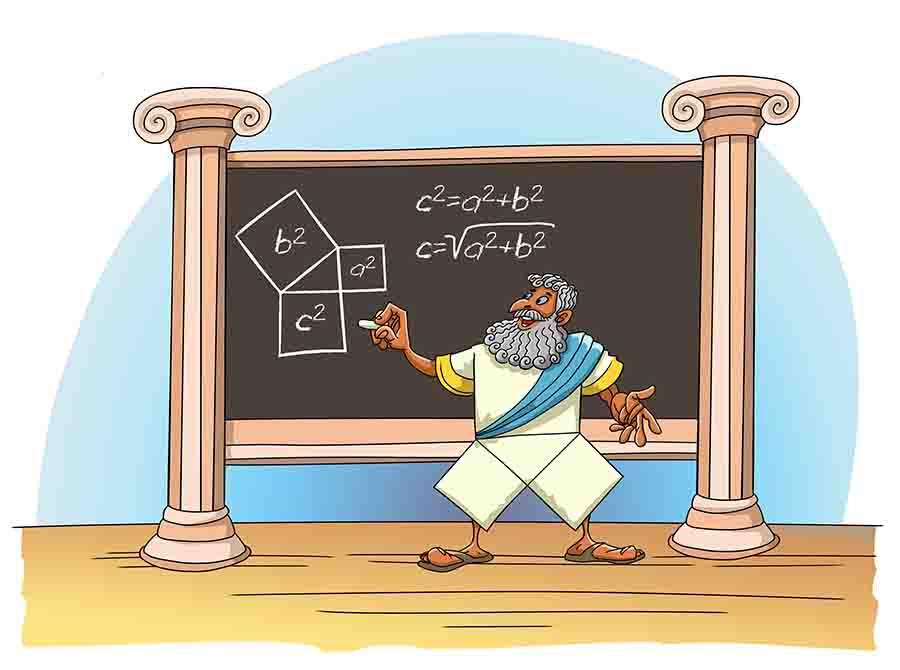 Why Learn Pythagoras' Theorem?